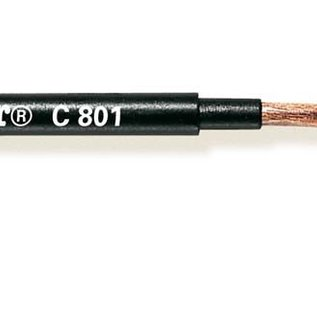 Tasker C801 1x2x0.22 mm² flexibele digital microfoon - dmx kabel 110 Ohm AES-EBU