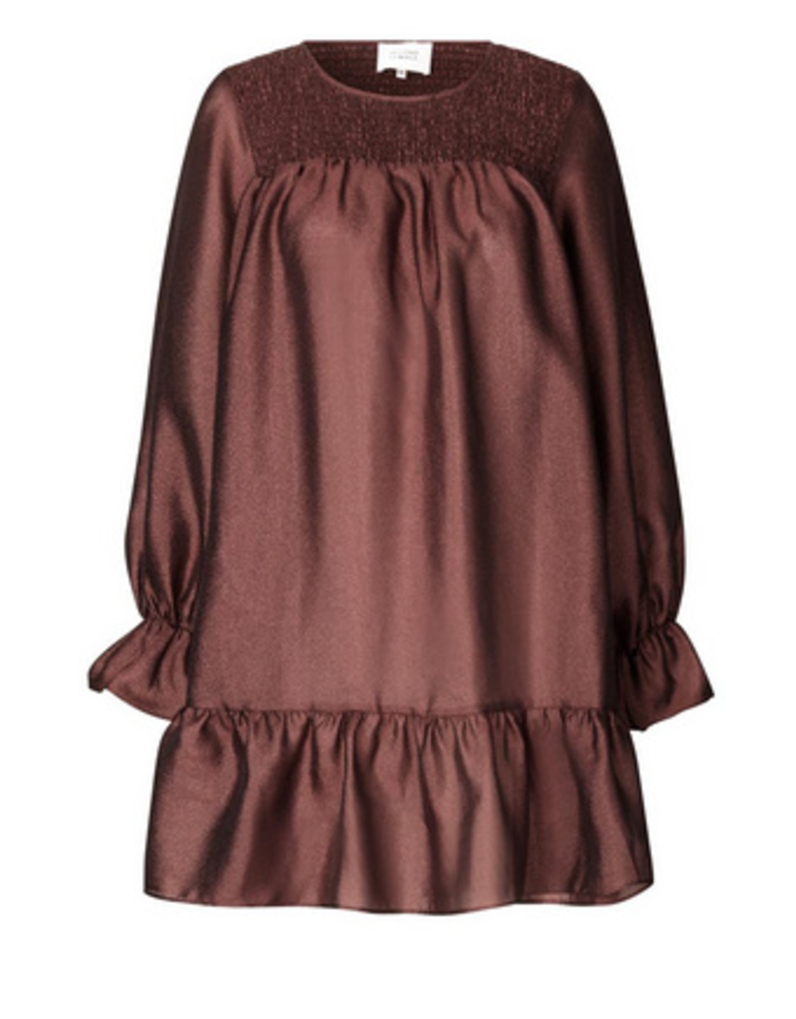 DRESS WITH SMOCK
