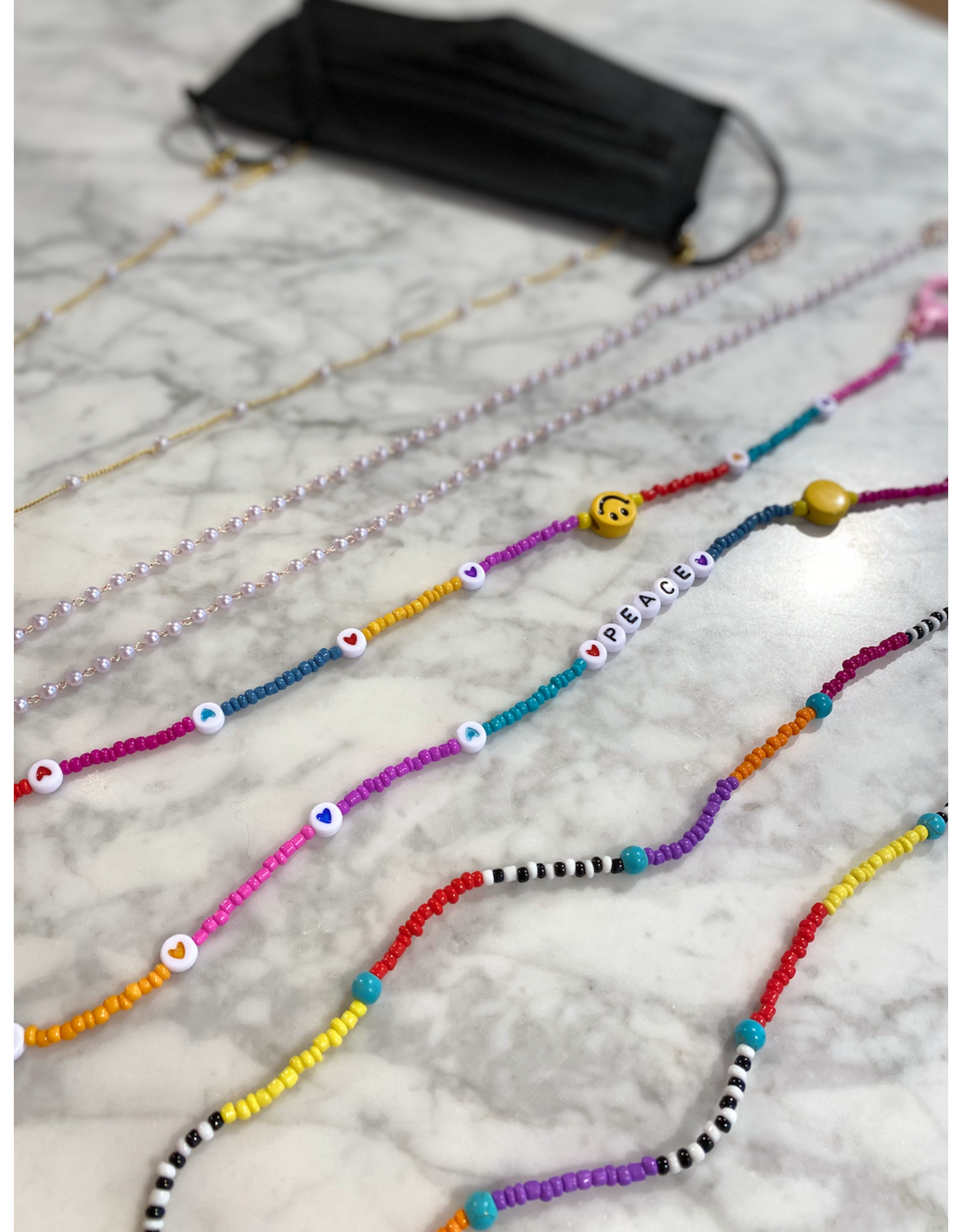 MASK CHAIN (DIFFERENT STYLES)
