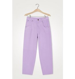 CARROT JEANS LILAC
