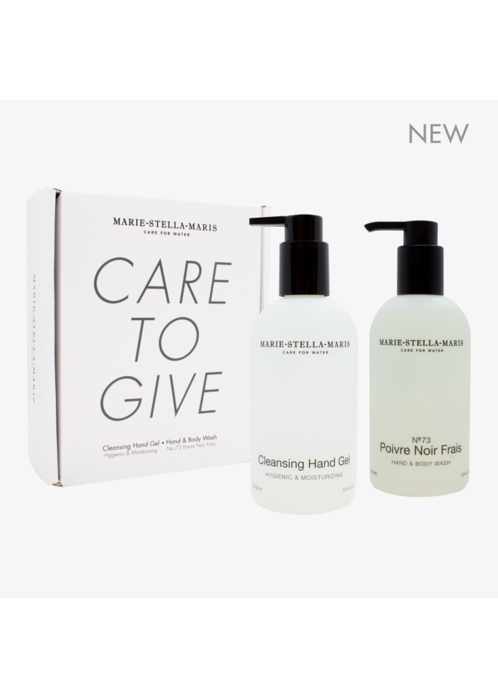 CARE TO GIVE SET