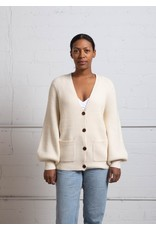 COTTON CARDIGAN (2 COLORS)