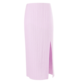 STRUCTURE SKIRT LILAC