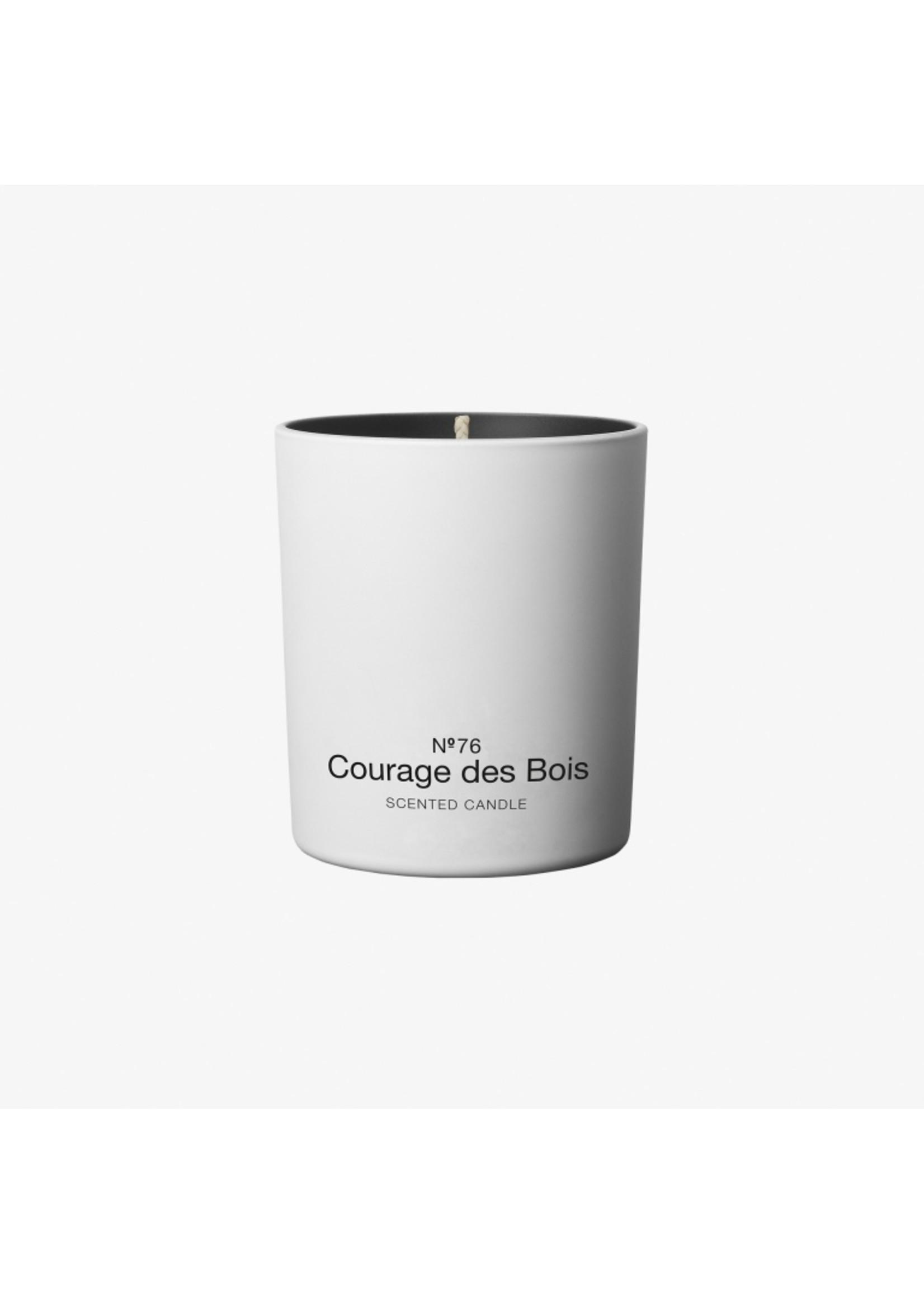 ECO CANDLE COURAGE DES BOIS 220 GR