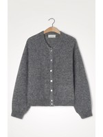 CARDIGAN DARK GREY