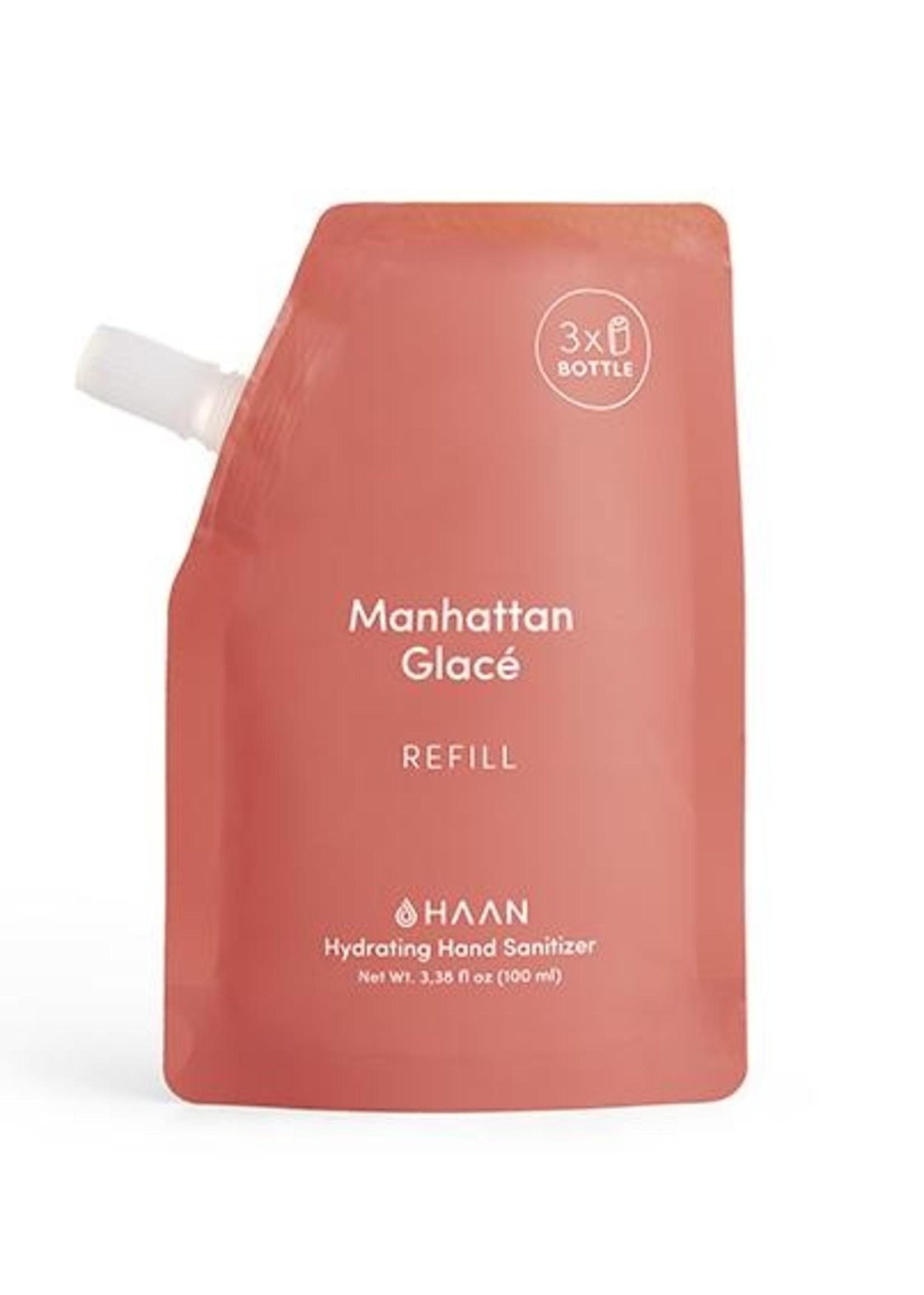 REFILL HAND SANITIZER MANHATTAN GLACE