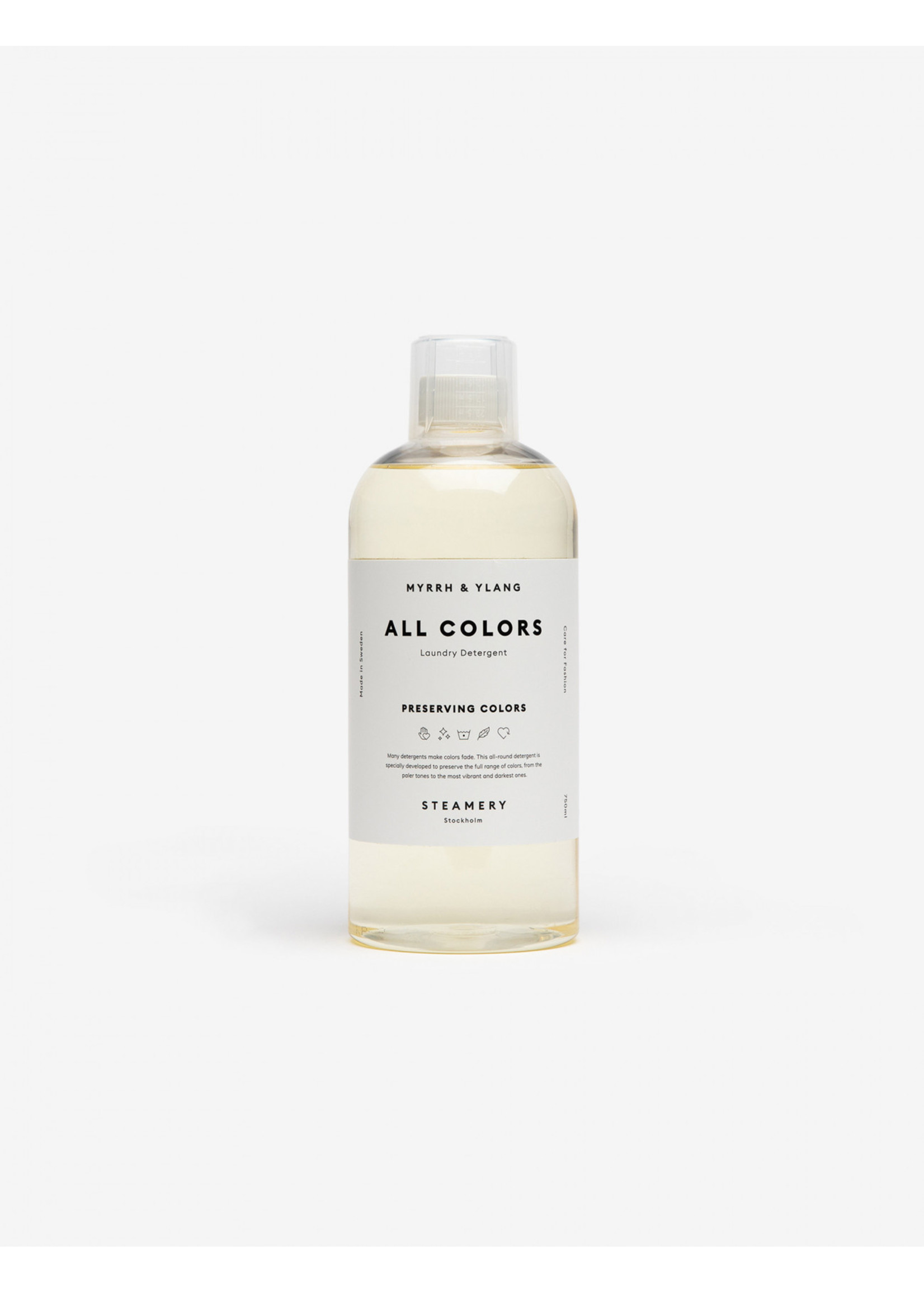 ALL COLOURS LAUNDRY DETERGENT
