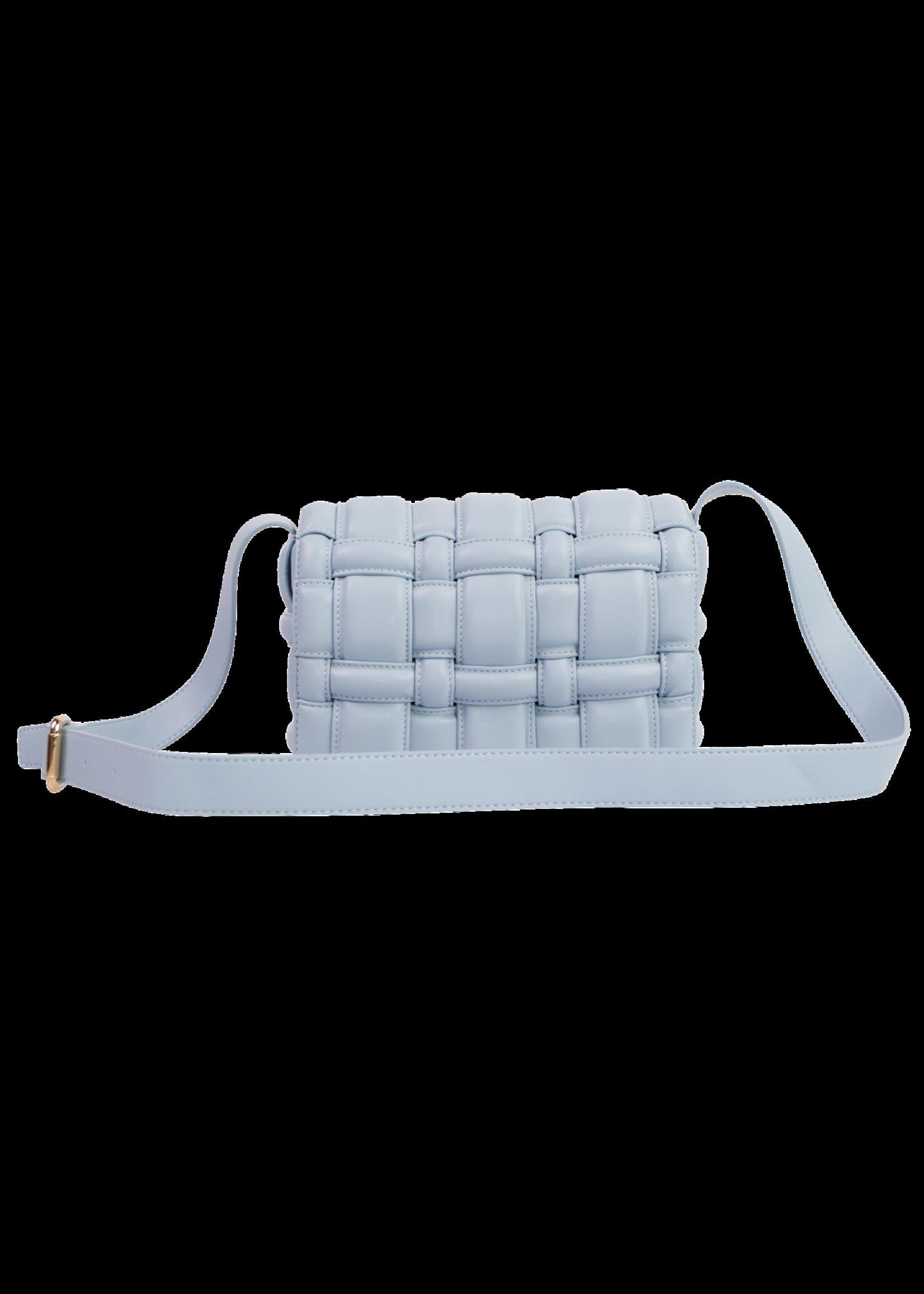 PADDED BAG LIGHT BLUE