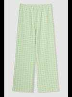 GREEN CHECK PANT