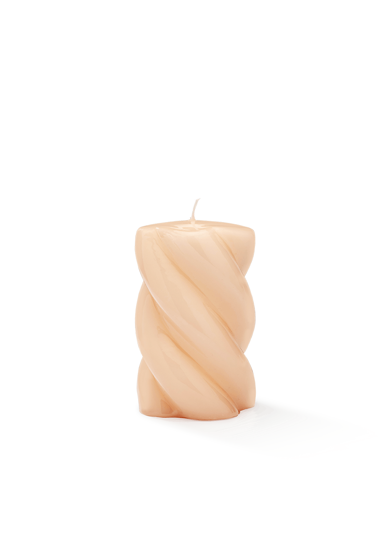 BLUNT TWISTED CANDLE SHORT