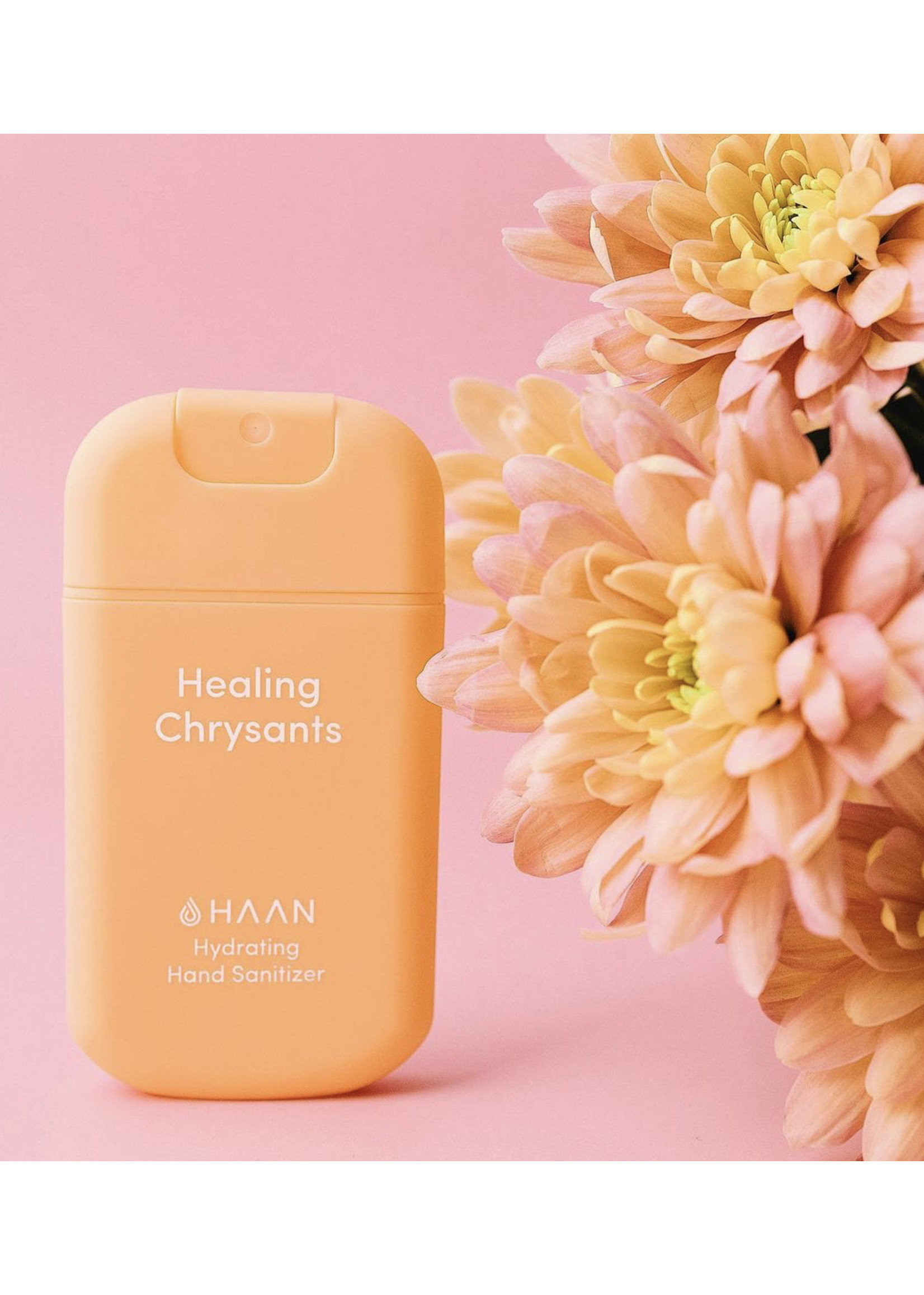 HAND SANITIZER Healing Chrysants