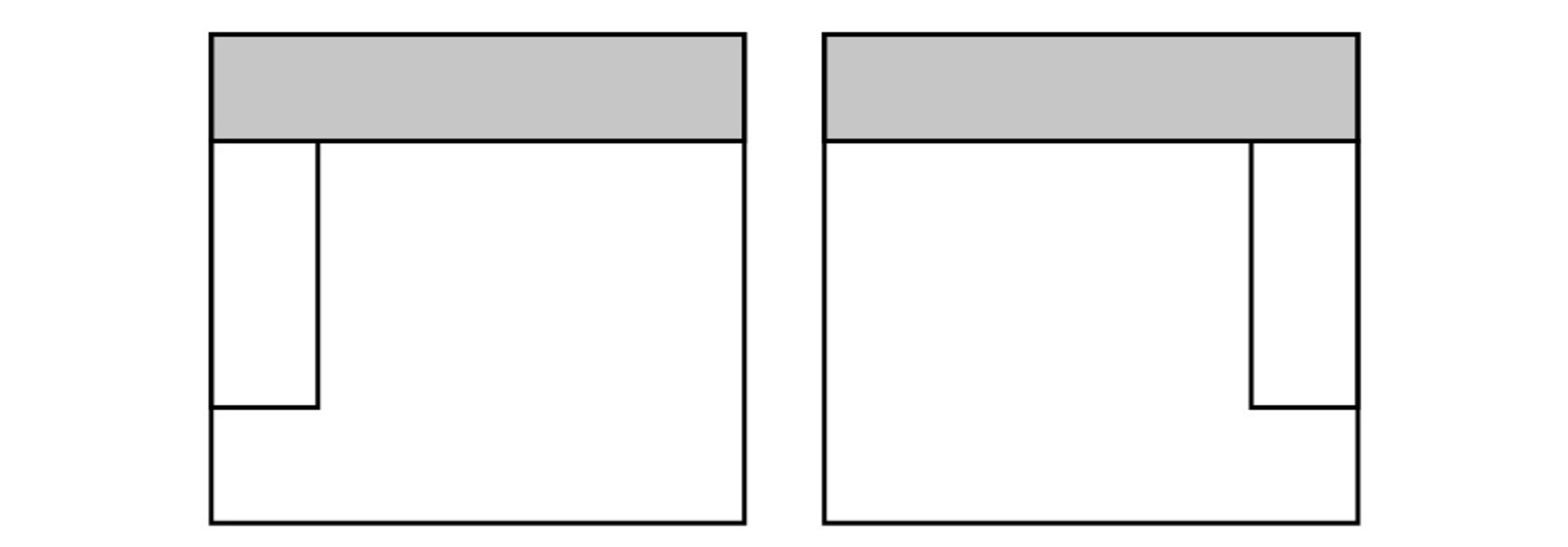 COSY BARN 1-zits (arm L/R)