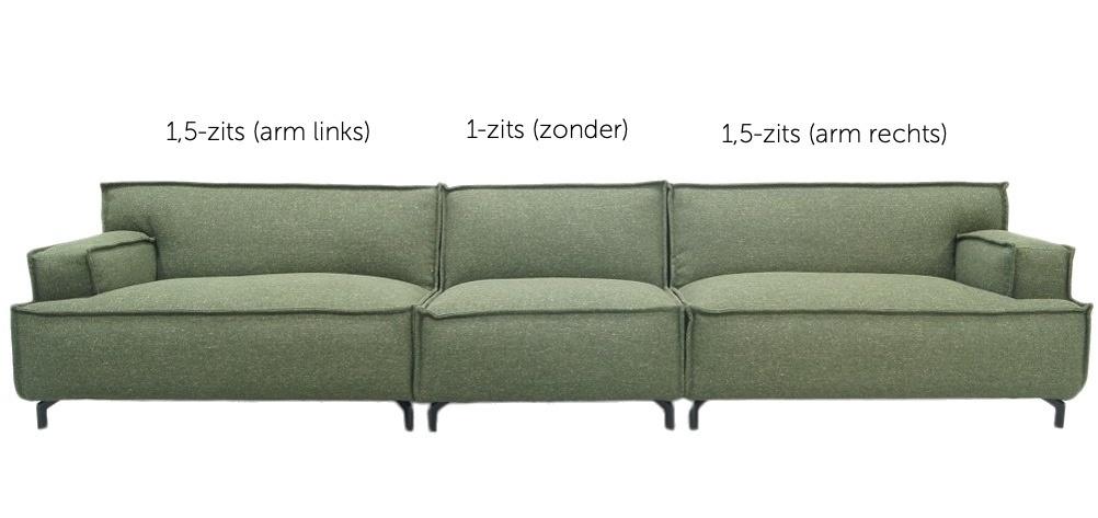 COSY BARN 2,5-zits (arm L/R)-2