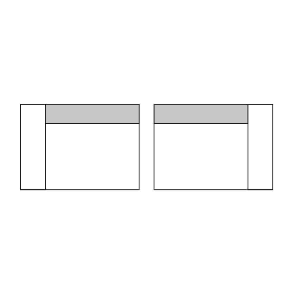STURDY BARN 1,5-zits (arm L/R)-1