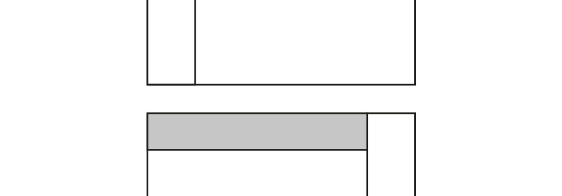 STURDY BARN 2-zits (arm L/R)