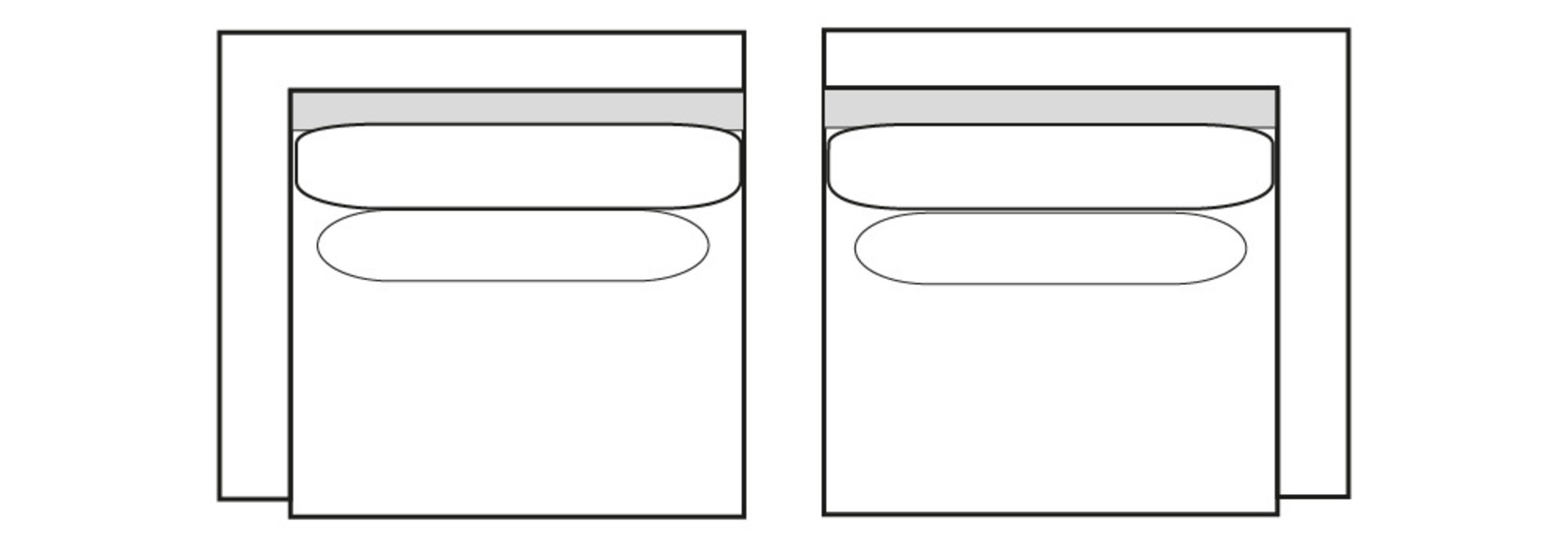 CLASSIC PARK 1,5-zits (arm L/R)