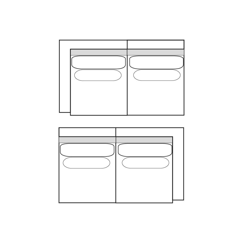 CLASSIC PARK 2-zits (arm L/R)-1