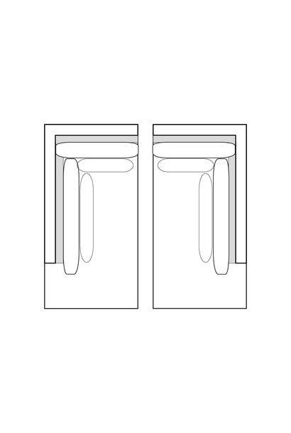 CLASSIC PARK Longchair