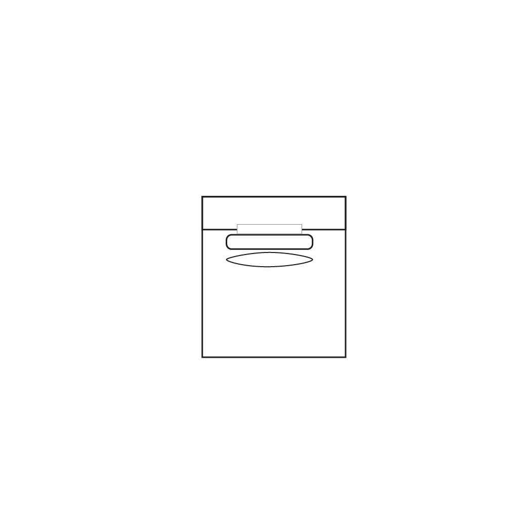 ELEGANT PARK 1-zits XL (zonder armen)-1