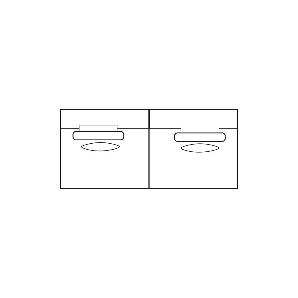 ELEGANT PARK 3-zits L (zonder armen)-1