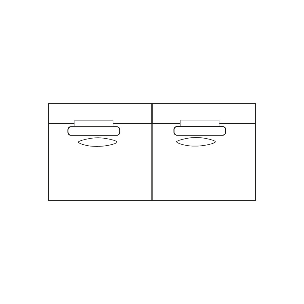 ELEGANT PARK 4-zits XL (zonder armen)-1