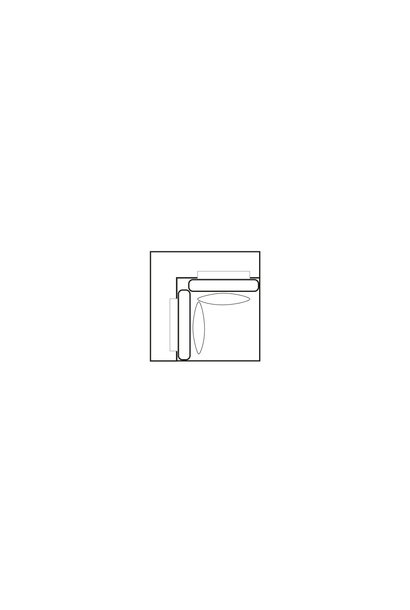 ELEGANT PARK Hoek- element L/L