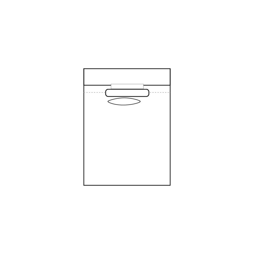 ELEGANT PARK Divan 120 (zonder armen)-1