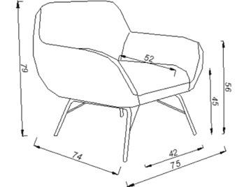 Comfy Loft fauteuil-2