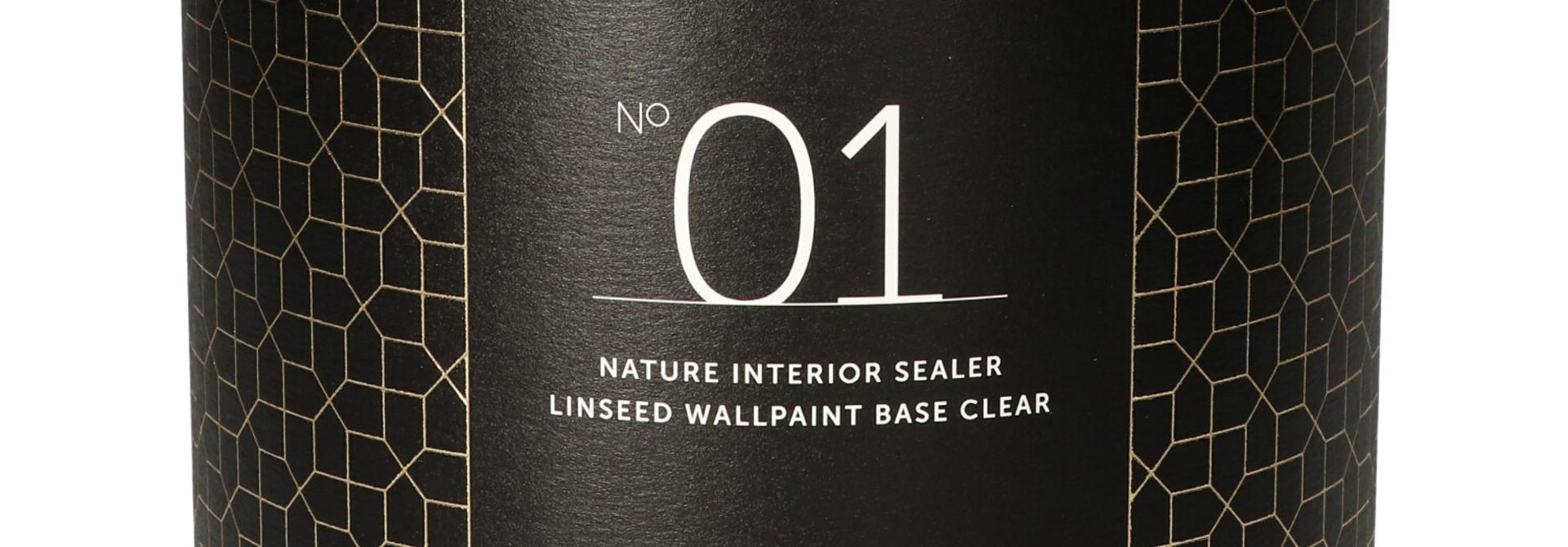 No. 01 NATURE INTERIOR SEALER - 2,5L