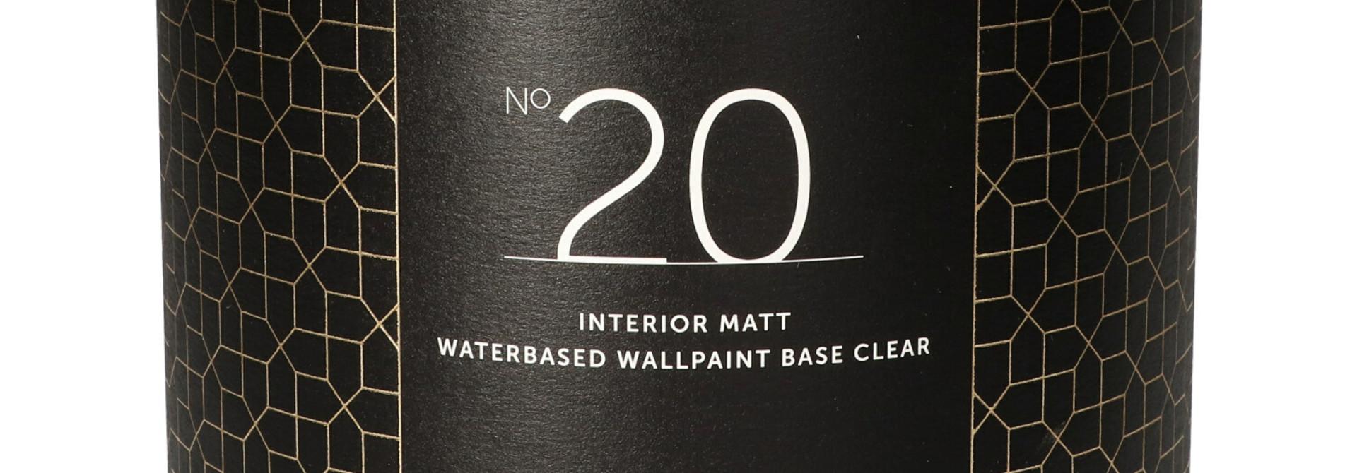 No. 20 INTERIOR SEALER - 2,5L