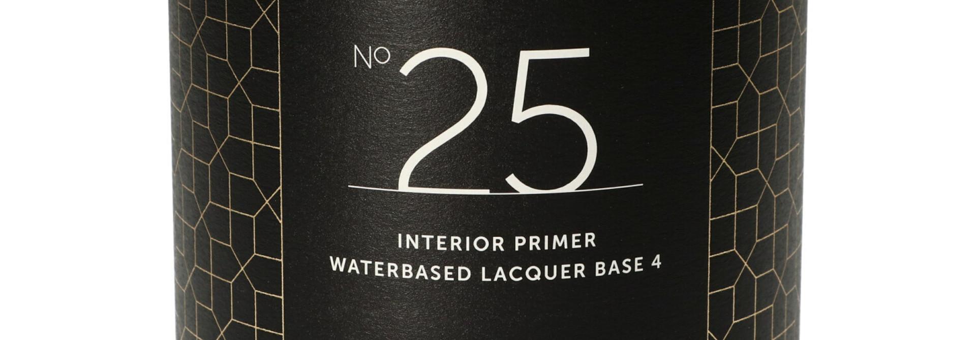No. 25 INTERIOR PRIMER - 1L