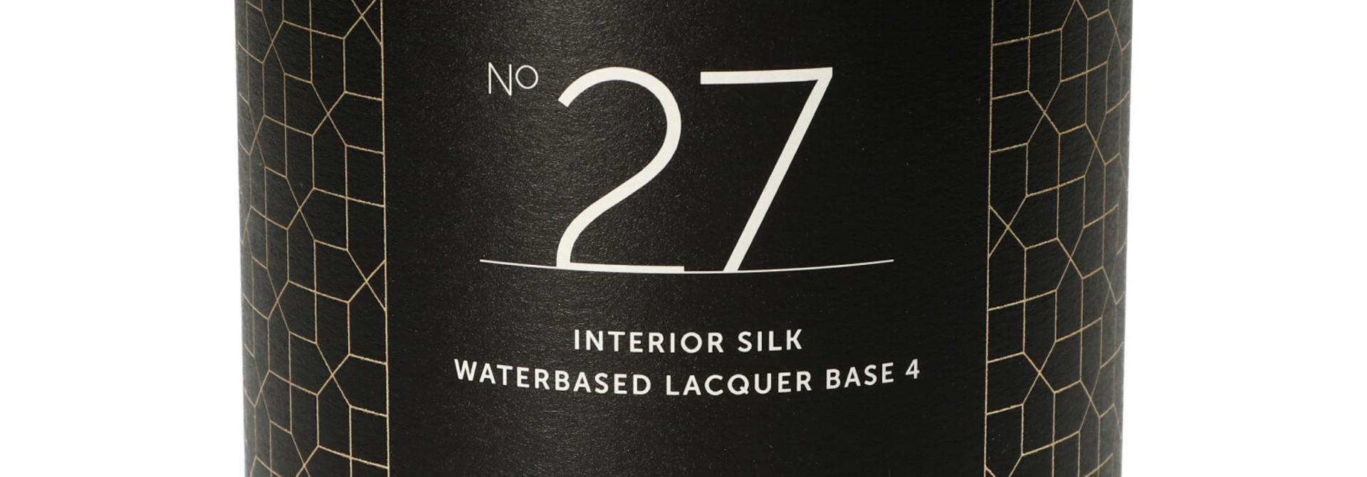 No. 27 INTERIOR SILK - 1L