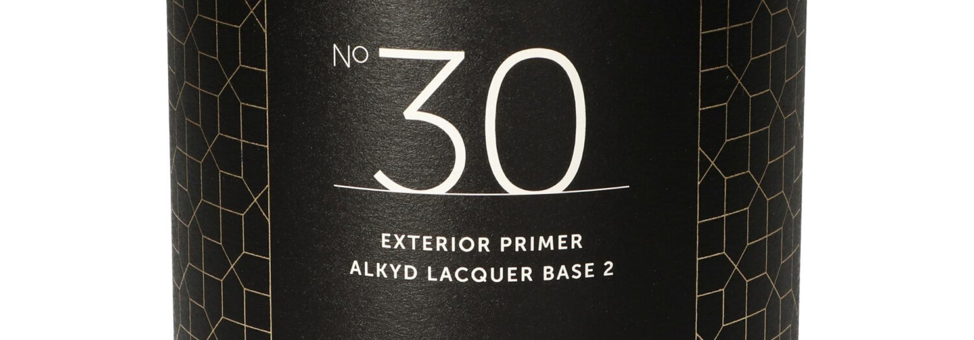 No. 30 EXTERIOR PRIMER alkyd - 1L