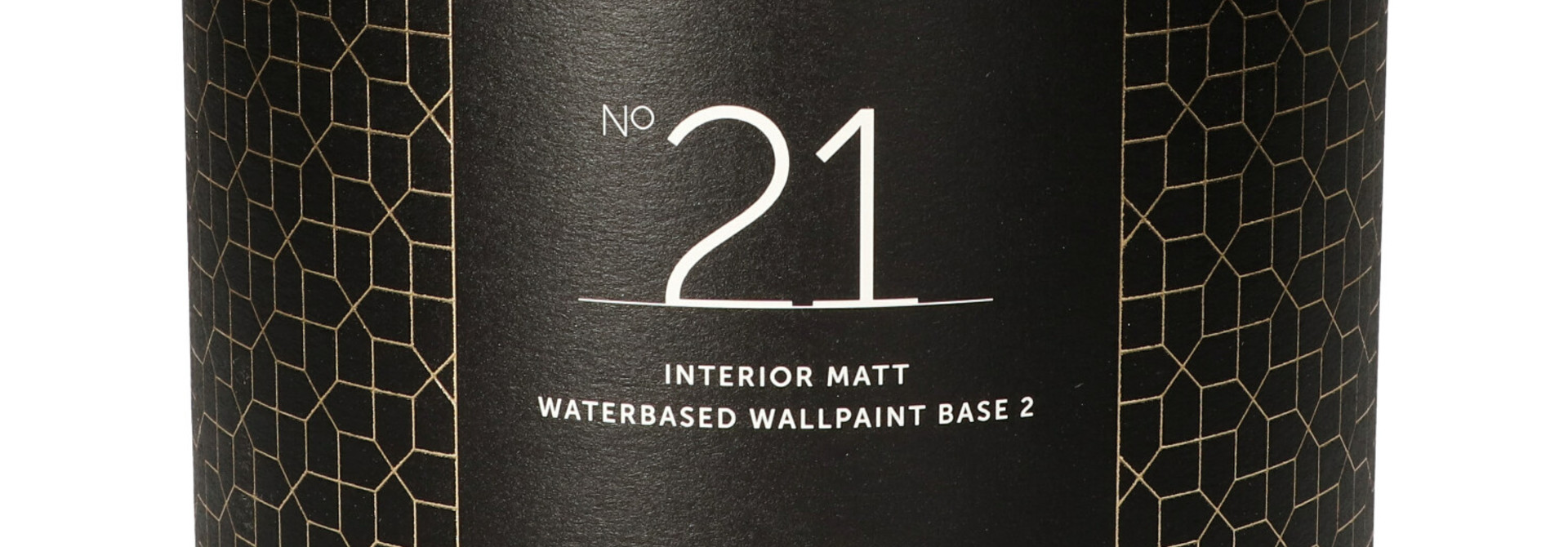 No. 21 INTERIOR MATT WALLPAINT