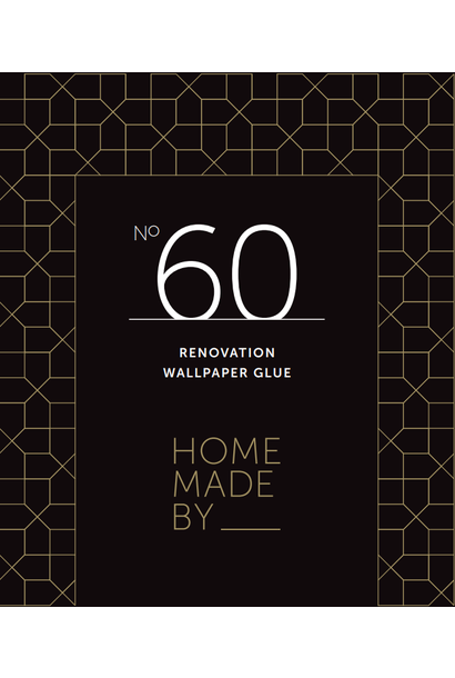 No. 60 RENOVATION WALLPAPER GLUE
