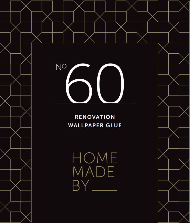 No. 60 RENOVATION WALLPAPER GLUE-1