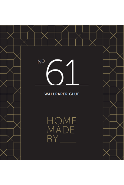 No. 61 WALLPAPER GLUE