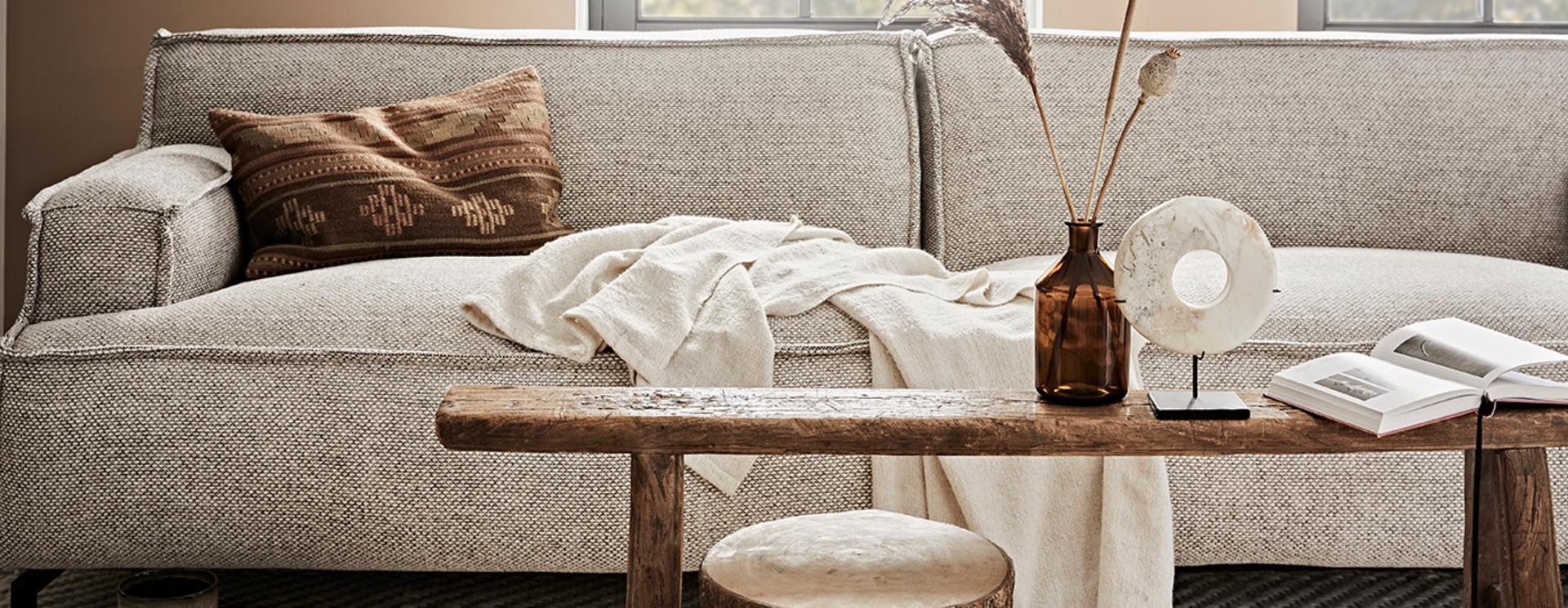 Cosy Barn sofa