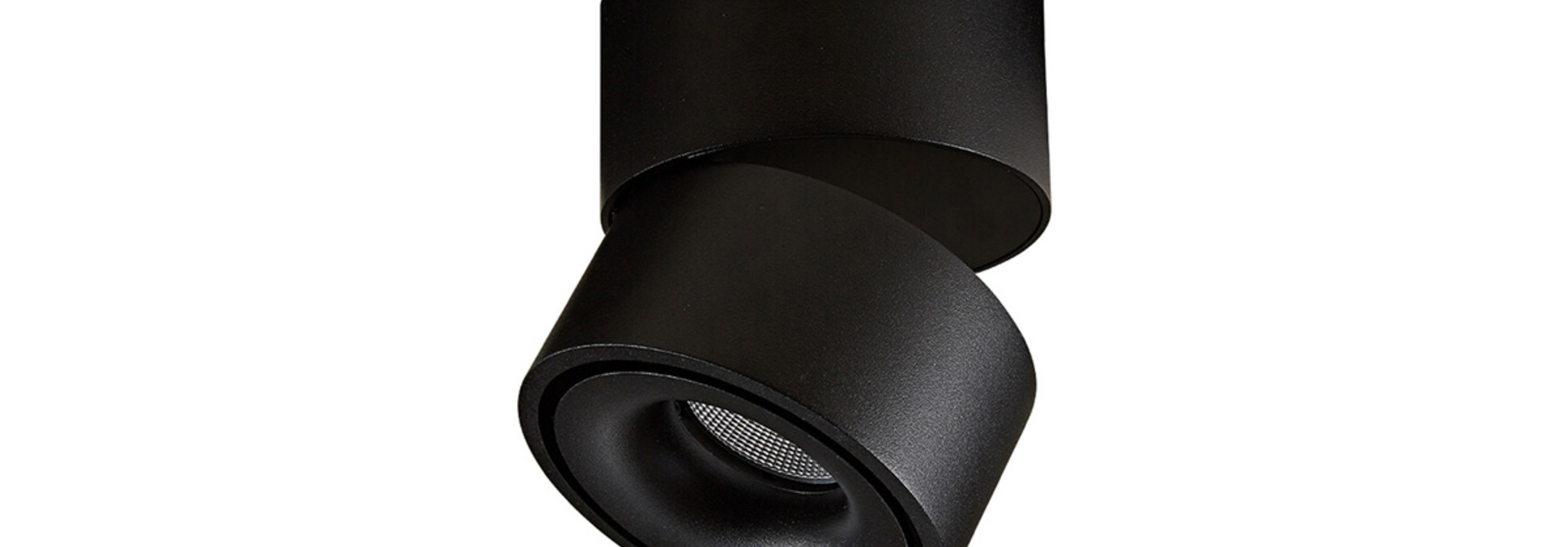 Look Mini 9.2W LED 34dgr 2700K 845lm CRI>90 Dimm Black