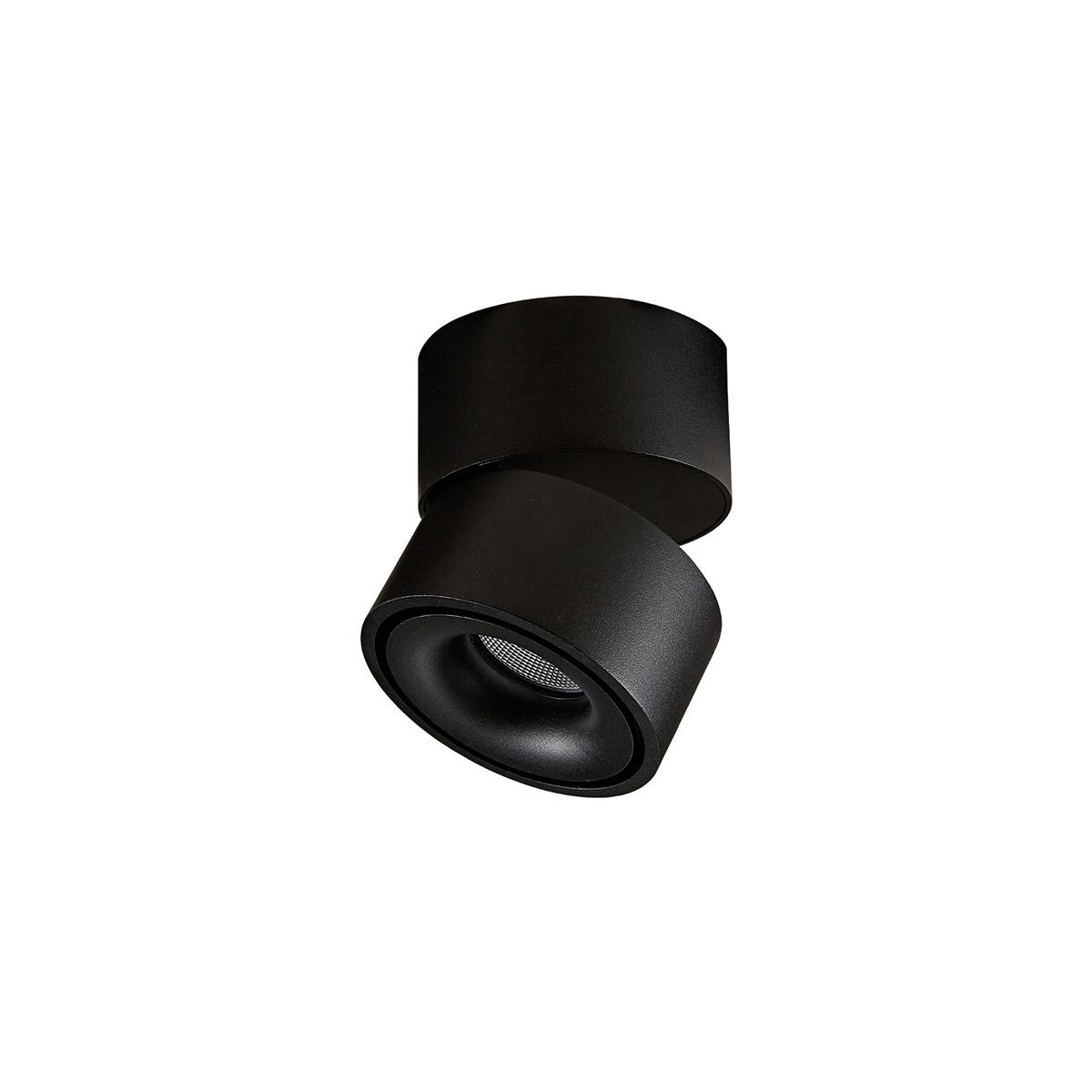 Look Mini 9.2W LED 34dgr 2700K 845lm CRI>90 Dimm Black-1