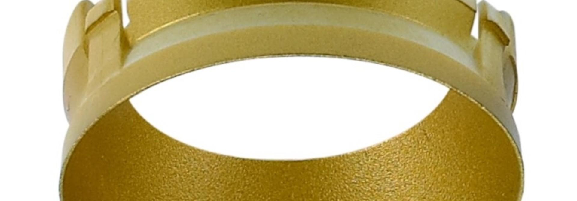 Anti-glare Ring Billy 3F Gold