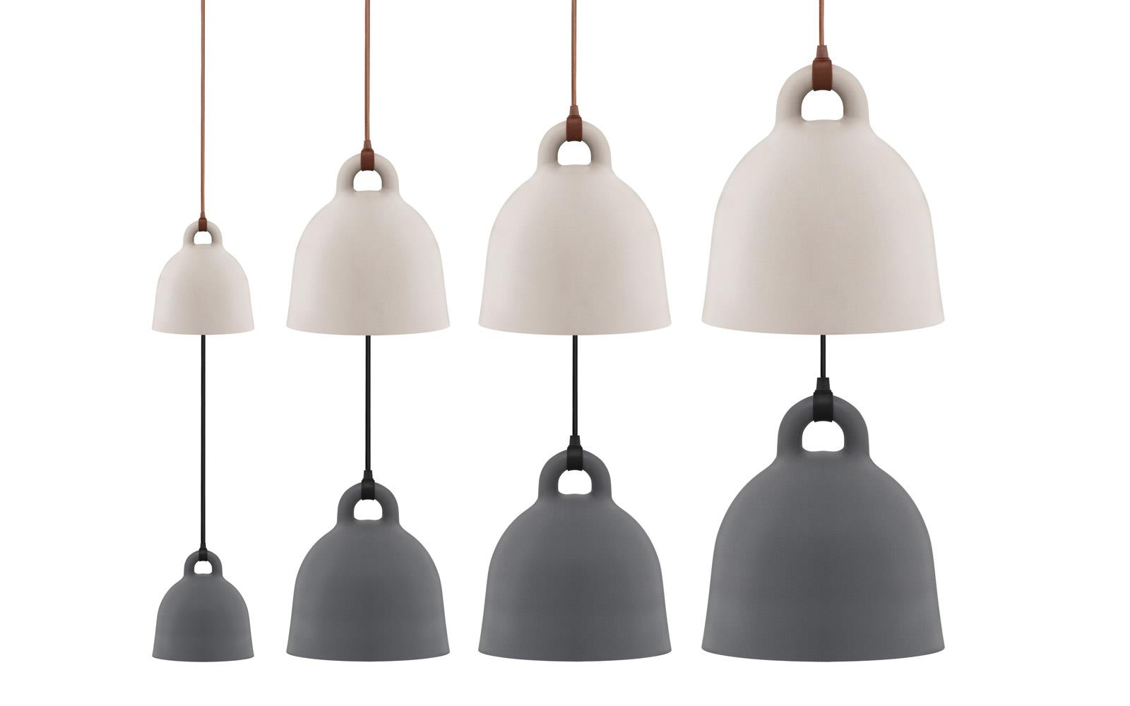 Bell hanglamp Sand-6
