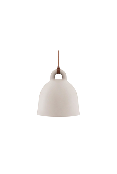 Bell hanglamp Sand