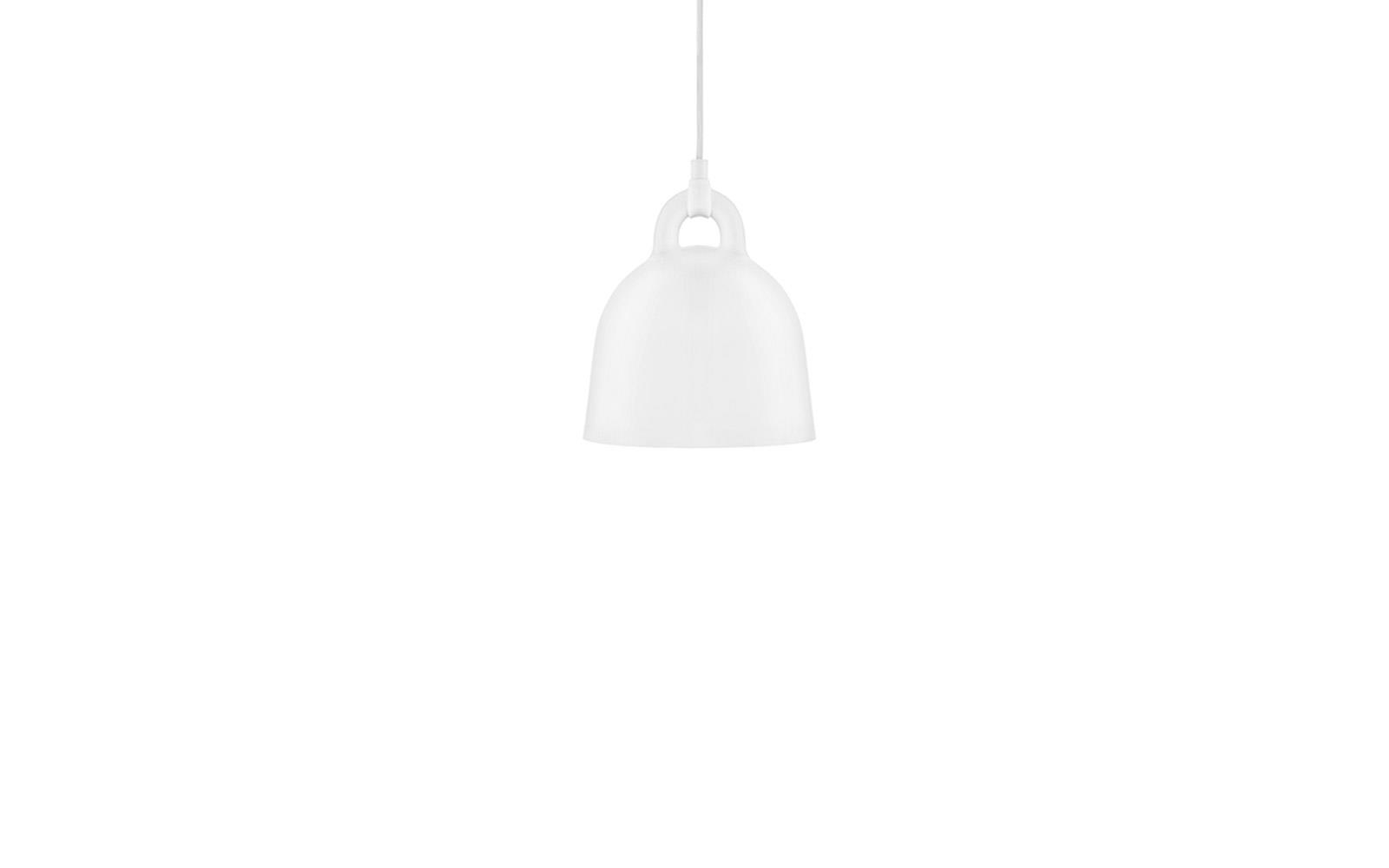 Bell hanglamp Wit-4