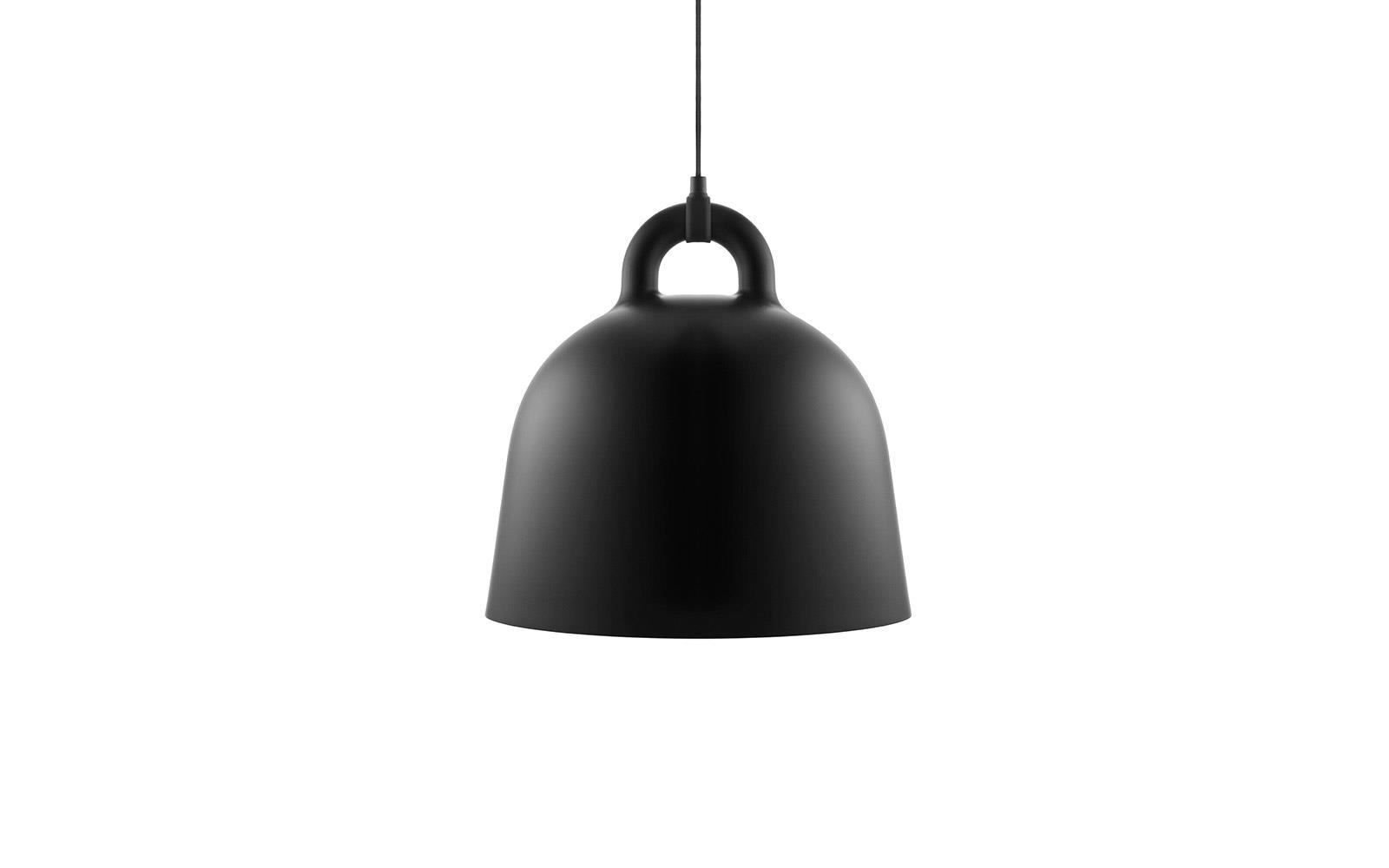 Bell hanglamp Zwart-2