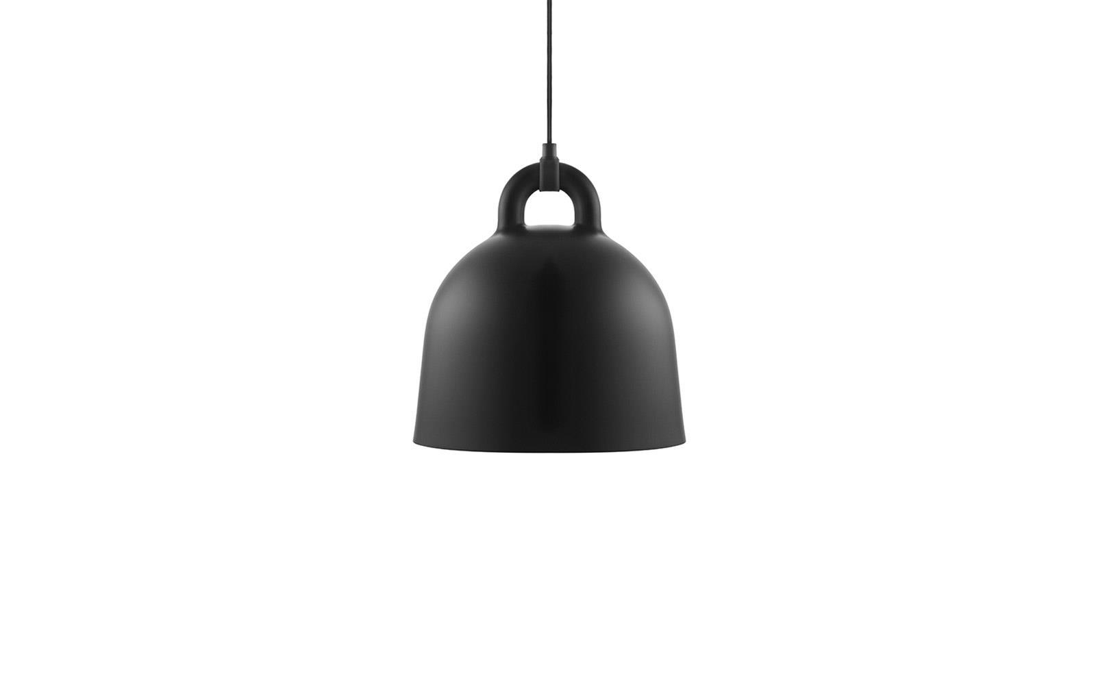 Bell hanglamp Zwart-3