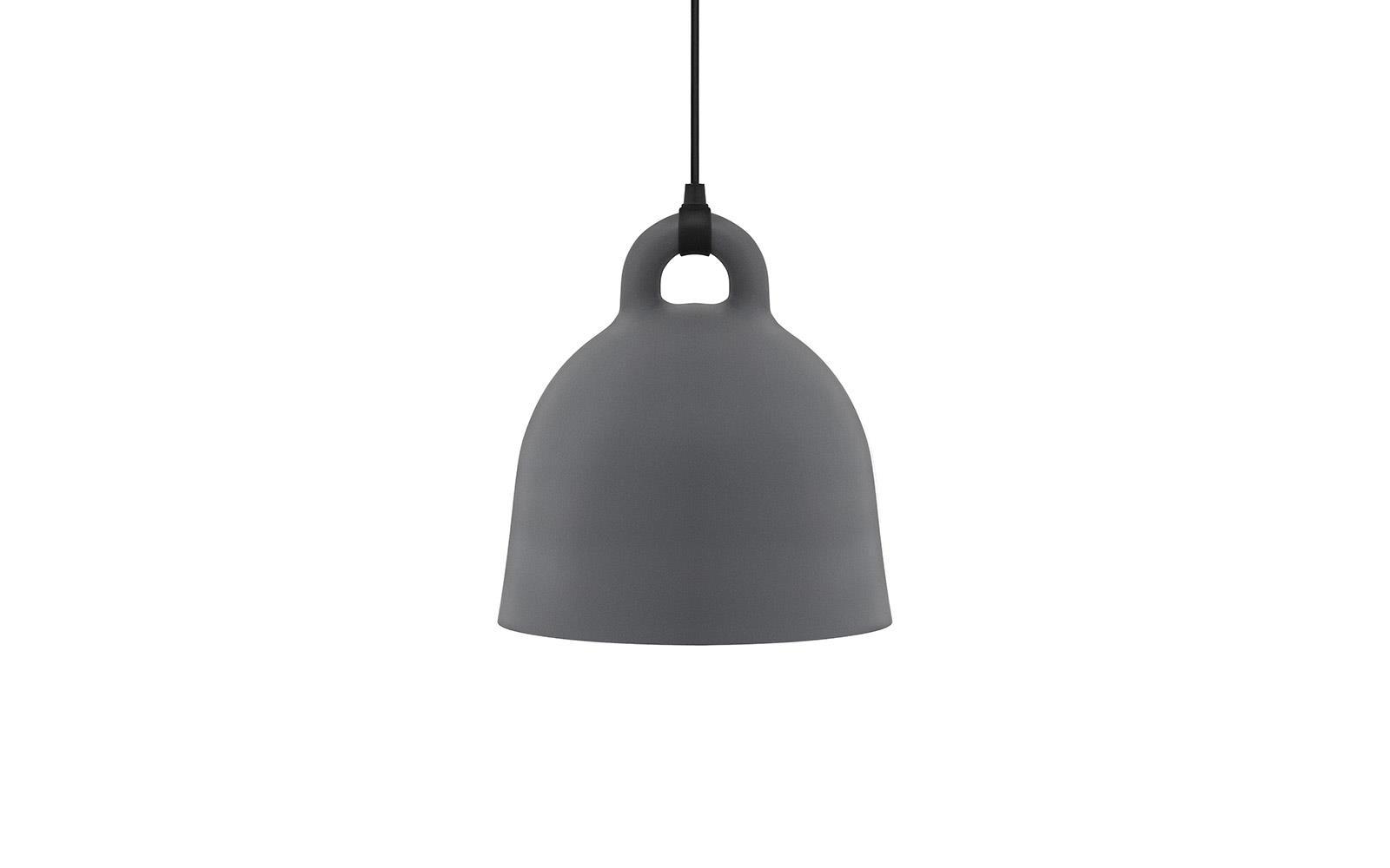 Bell hanglamp Grey-2