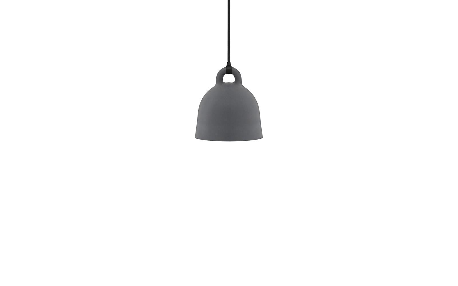Bell hanglamp Grey-4