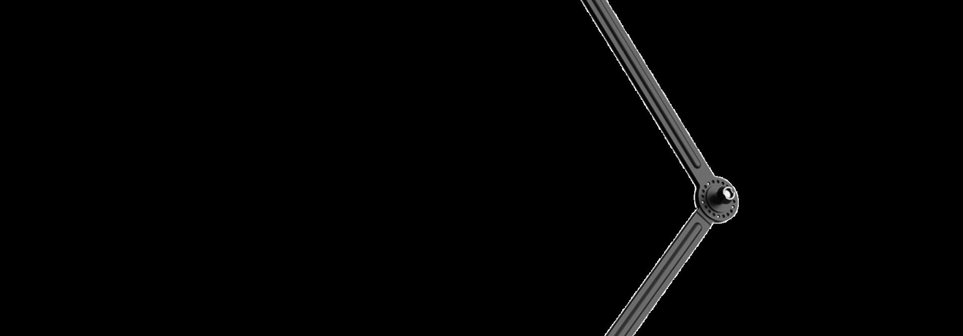 Bolt Ceiling 2Arm Sidefit