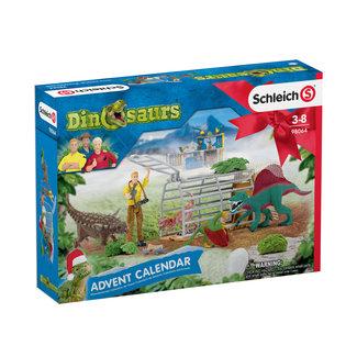 Schleich Adventskalender Dino's 2020